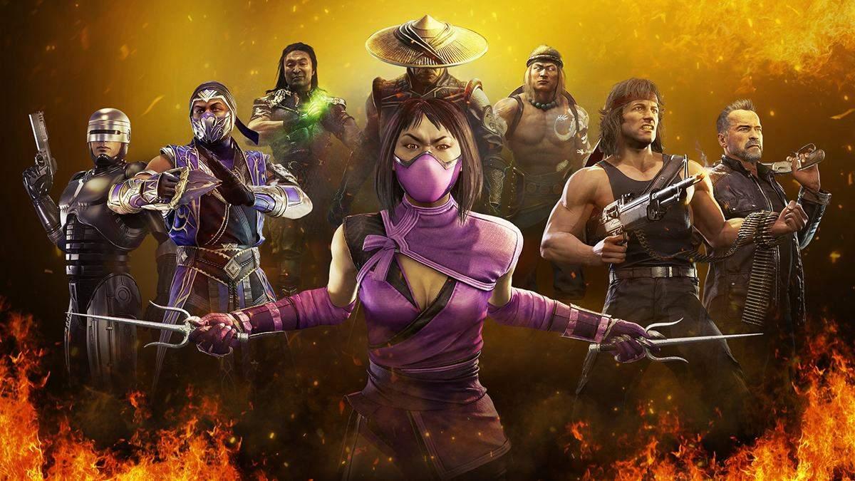 Стильно и со вкусом: Эд Бун показал фаталити с Mortal Kombat 11 в стилистике старых игр – видео