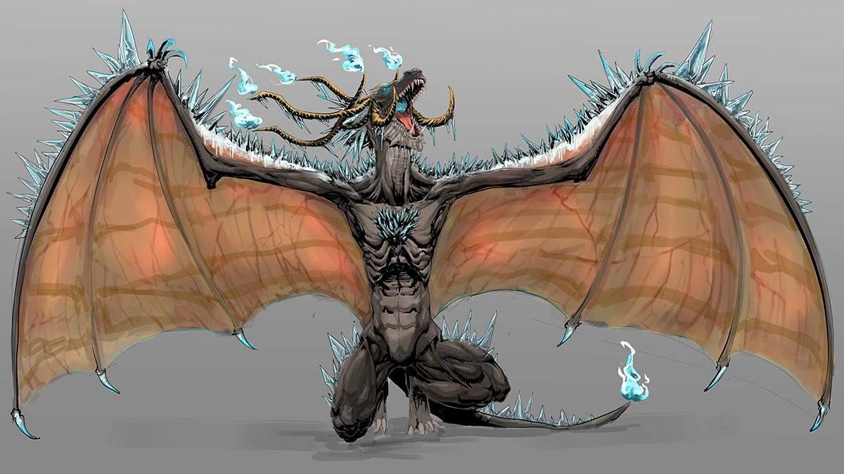 Превзошел оригинал: энтузиаст нарисовал почти всех существ из видеоигры Valheim – фото