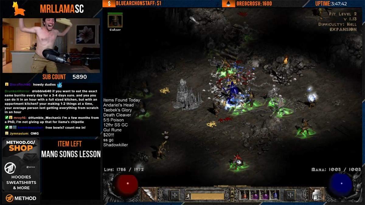 Мизерные шансы и 4 года поисков: фанат Diablo 2 выполнил уникальный игровой челлендж – видео