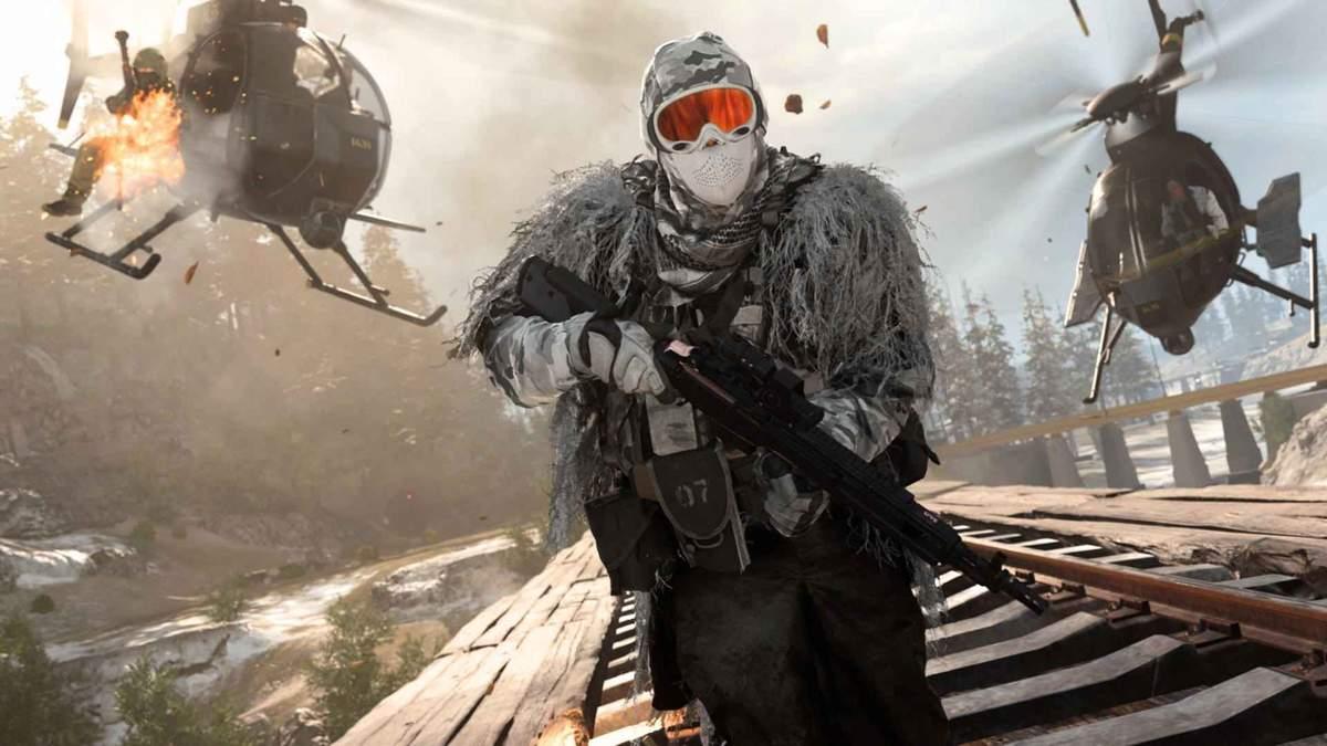 Рейтинг найпопулярнішої серед гравців зброї Warzone