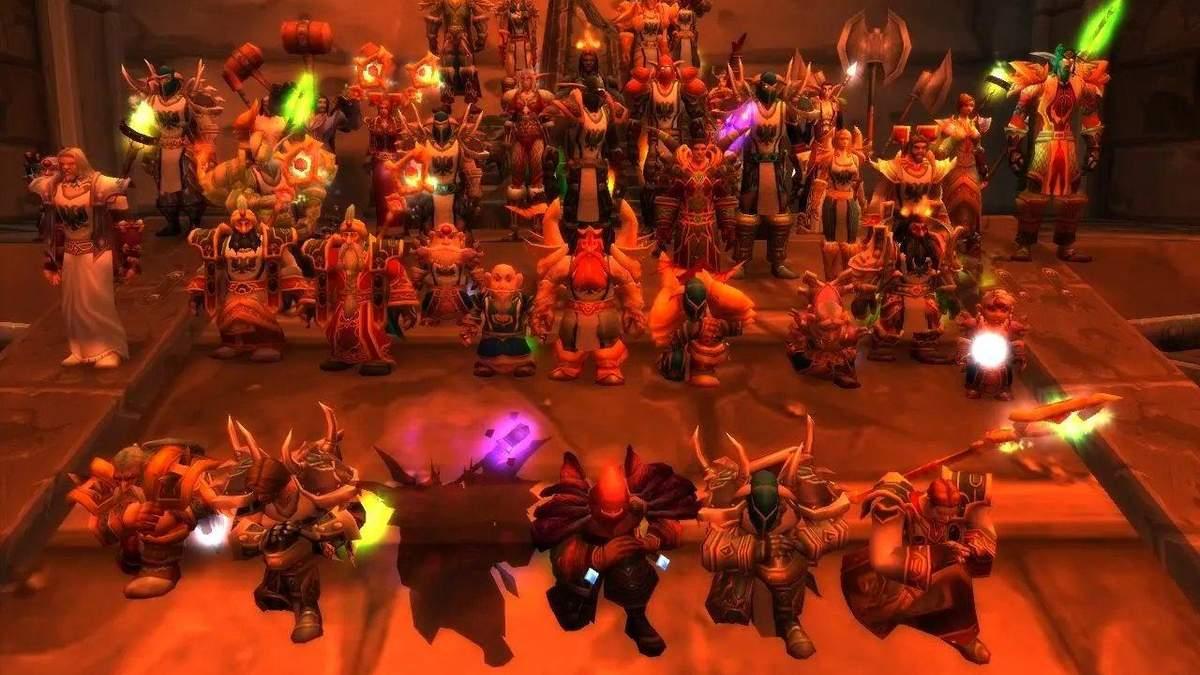 Лидер гильдии в World of Warcraft спас жизнь своему подчиненному