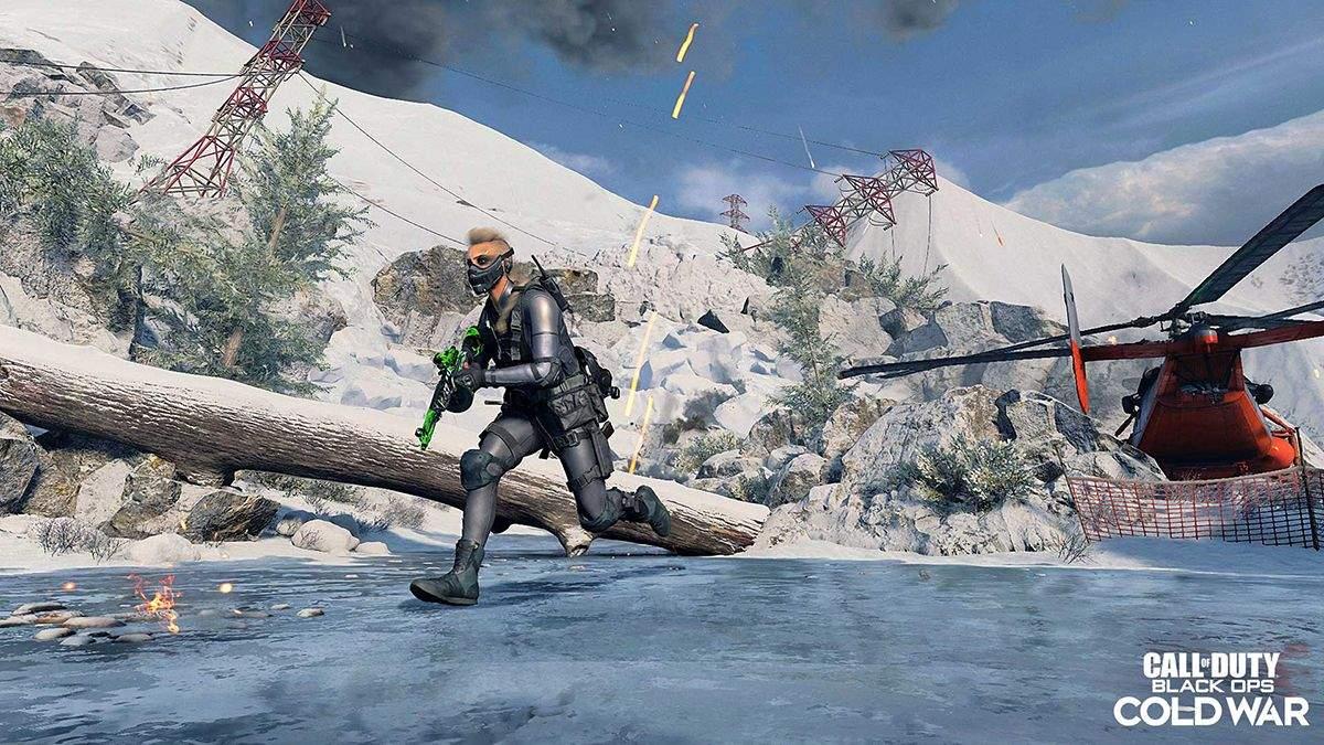 Вражаюче досягнення геймера у Call of Duty: Black Ops Cold War