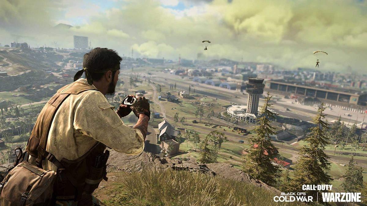 В Call of Duty: Warzone может появиться культовый киногерой