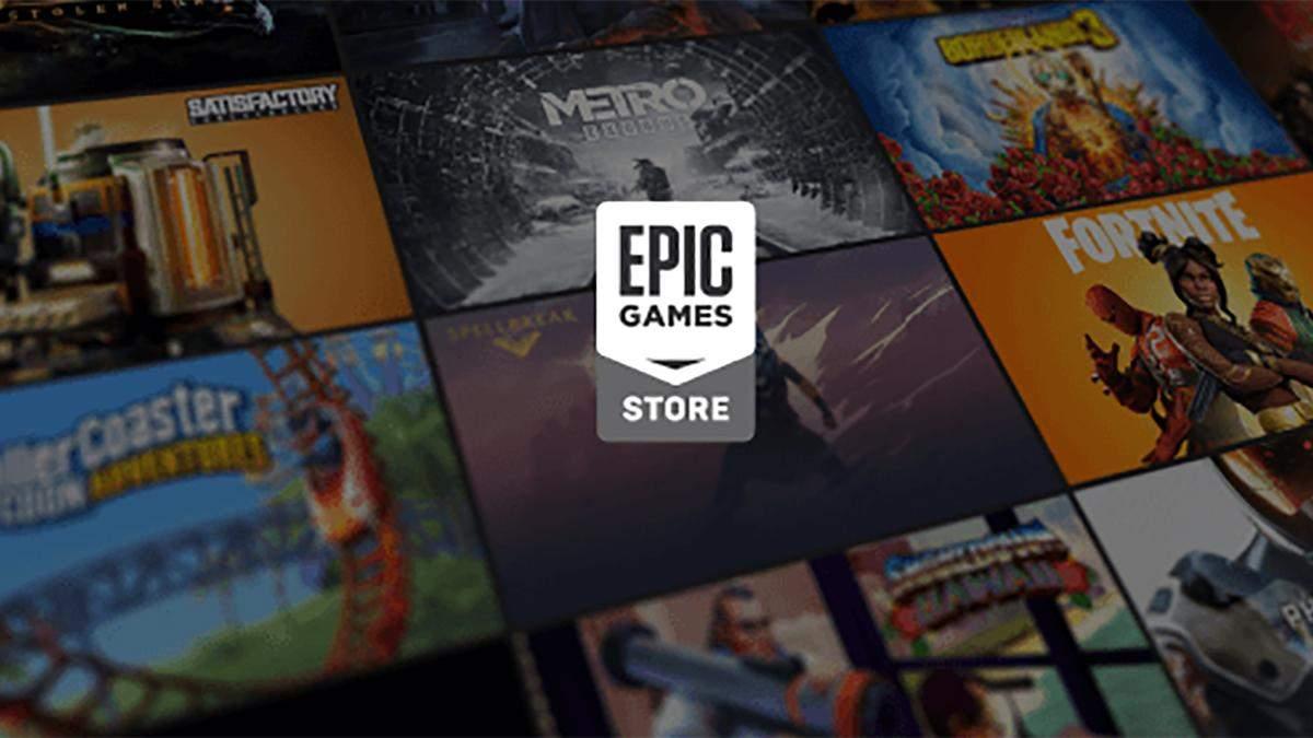 Чергові зливи інформації про роботу компанії Epic Games