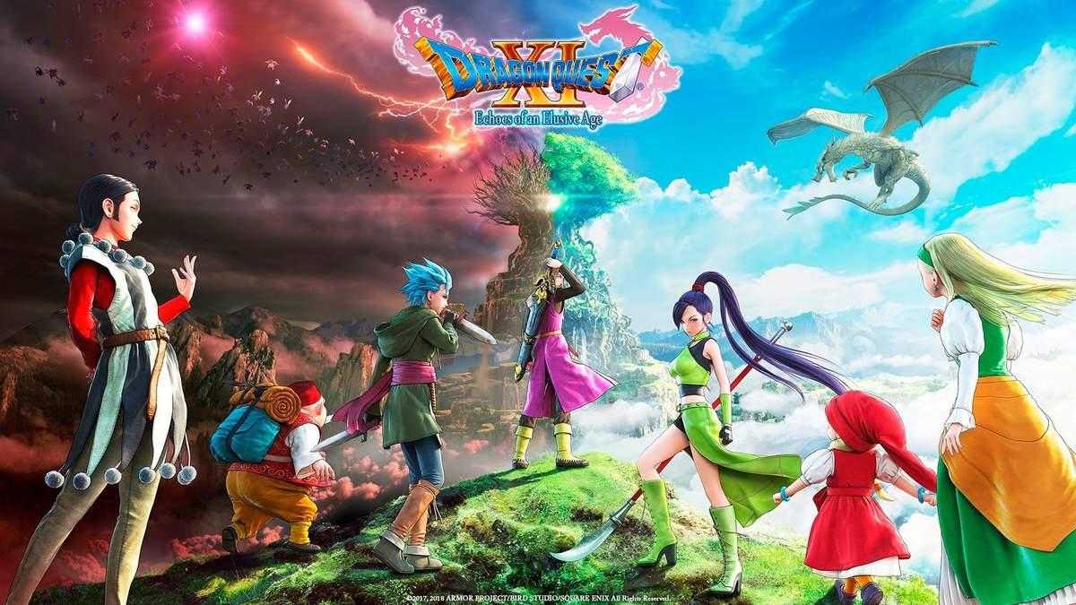 Без сна и отдыха: стример прошел 11 игр серии Dragon Quest подряд