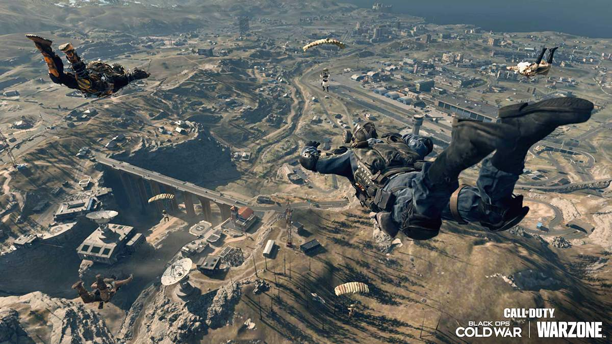 Гравець у Call of Duty: Warzone показав новий нестандартний баг