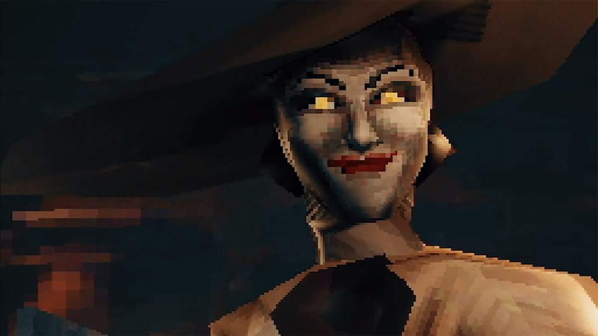 Блогер показав вигляд Resident Evil: Village на PlayStation 1