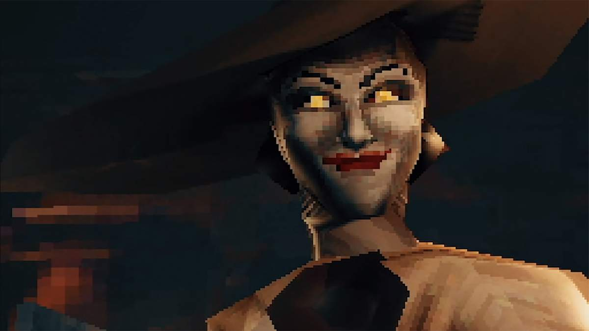 Блогер показал вид Resident Evil: Village на PlayStation 1