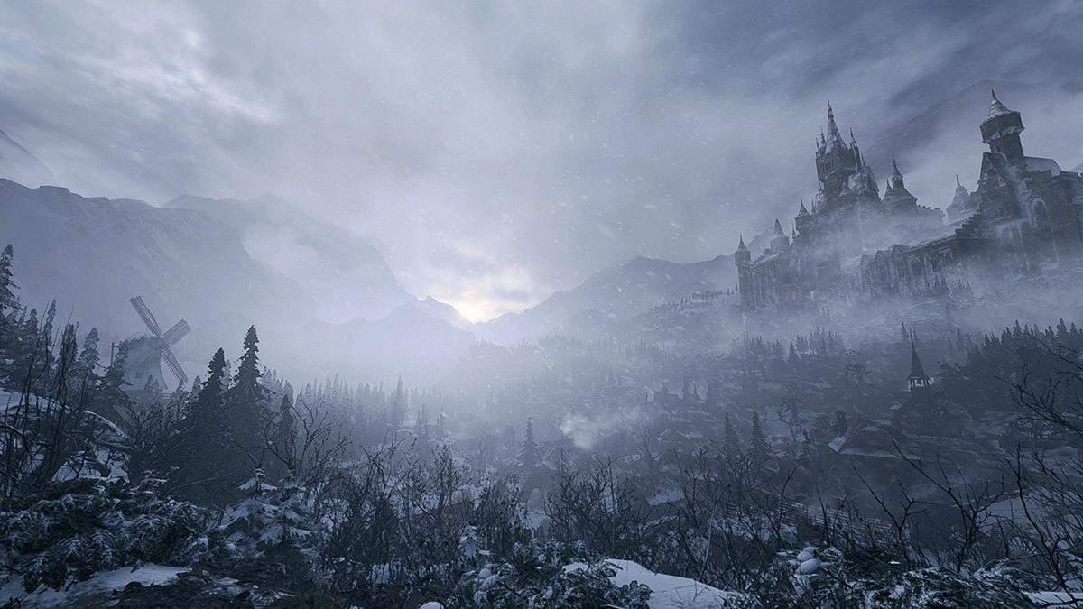 Геймер нашел замок Леди Димитреску с Resident Evil 8 в реальности