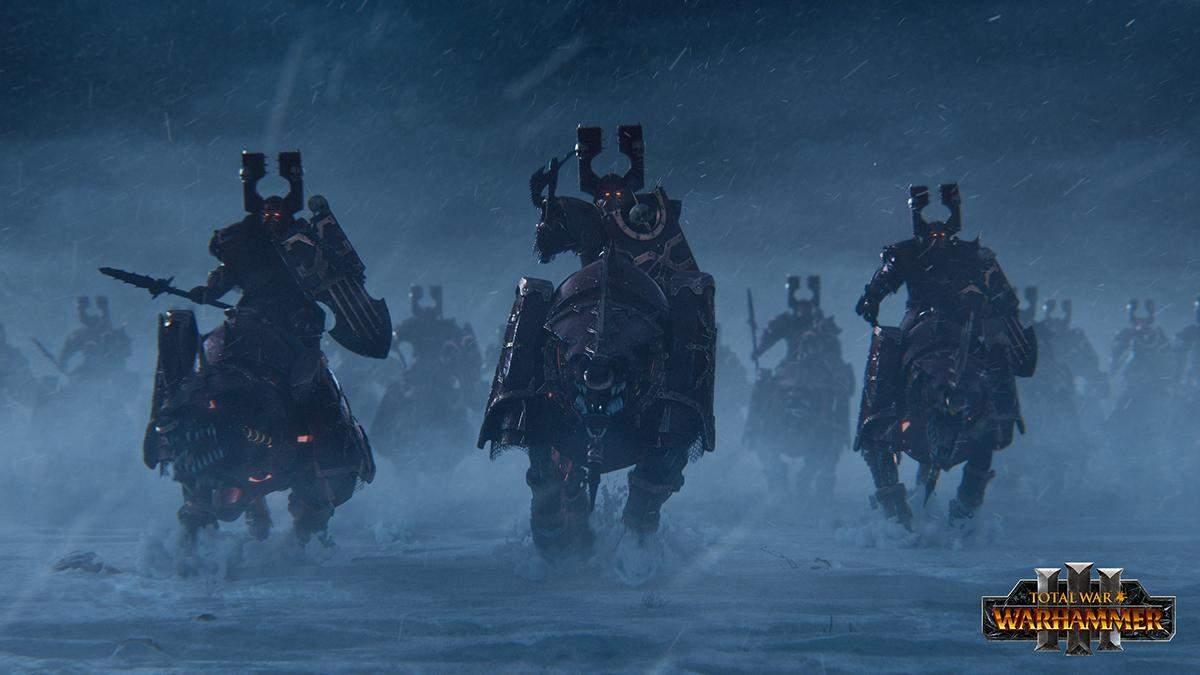 В сети появился первый геймплей Total War: Warhammer 3