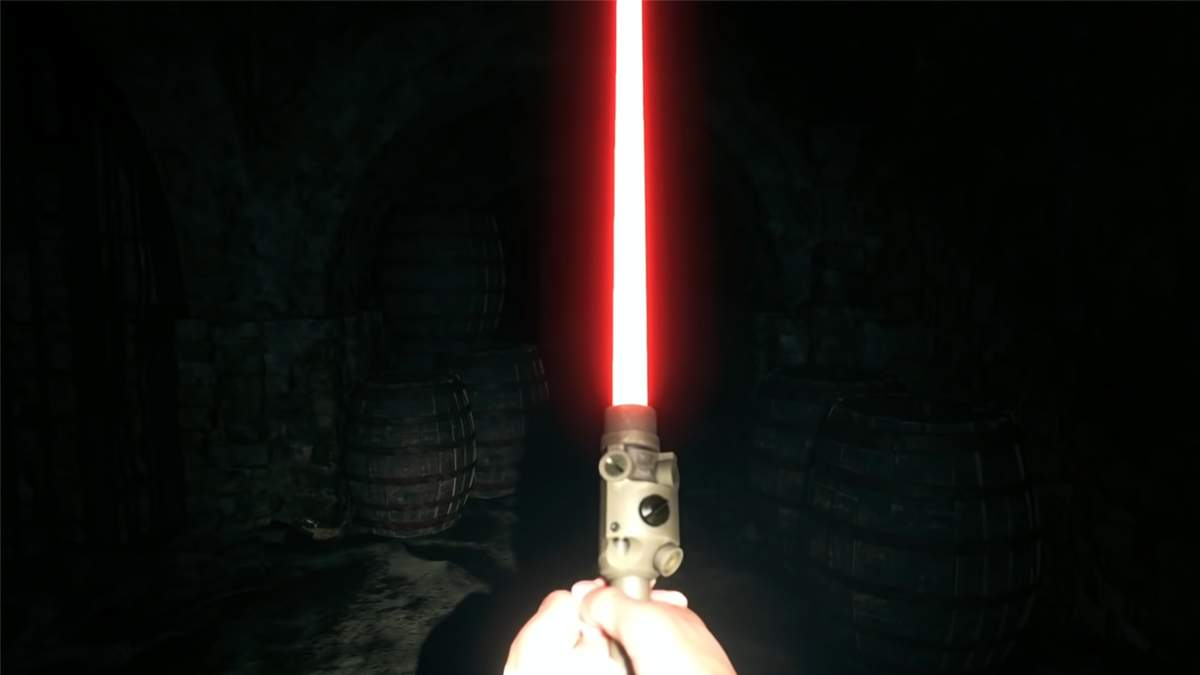 """Как получить световой меч из """"Звездных войн"""" в Resident Evil: Village"""