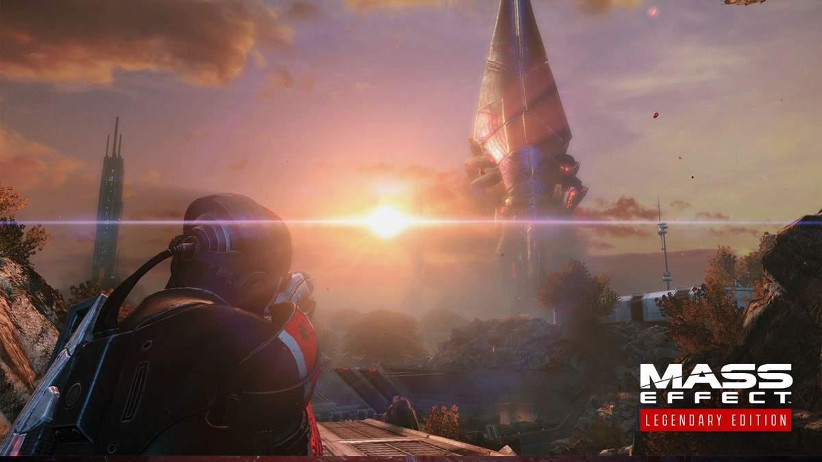 В Mass Effect: Legendary Edition изменили одну из самых интересных загадок игровой вселенной