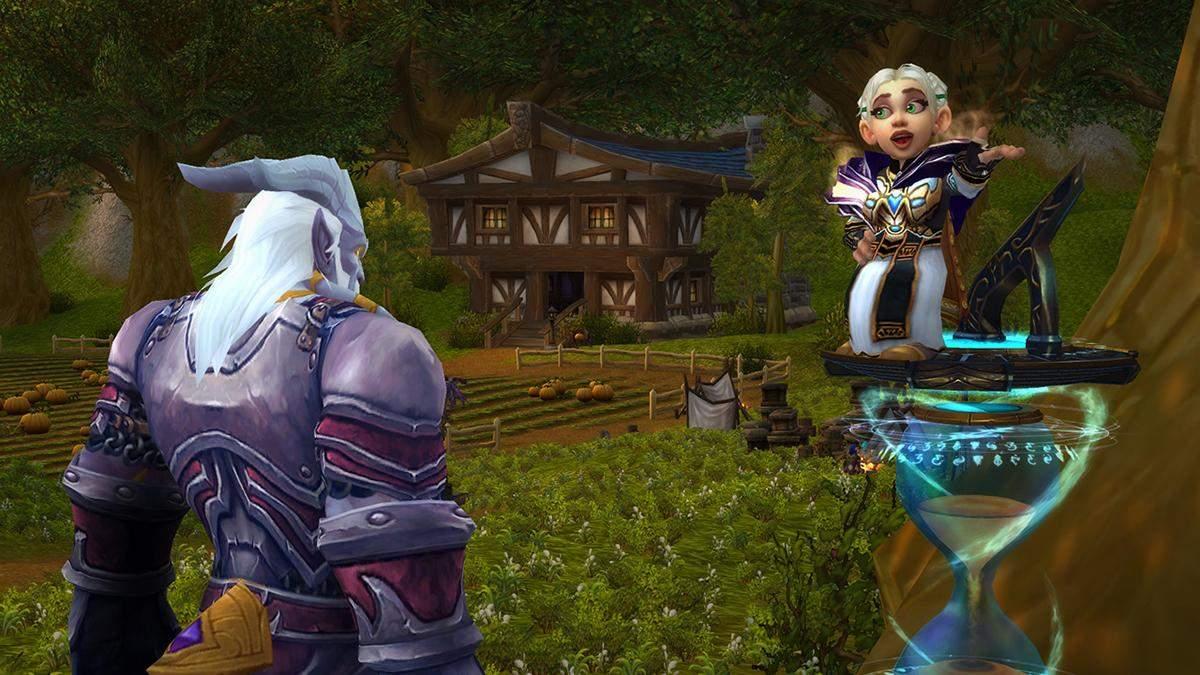 Авторы World of Warcraft раскрыли гендерную тайну известной героини