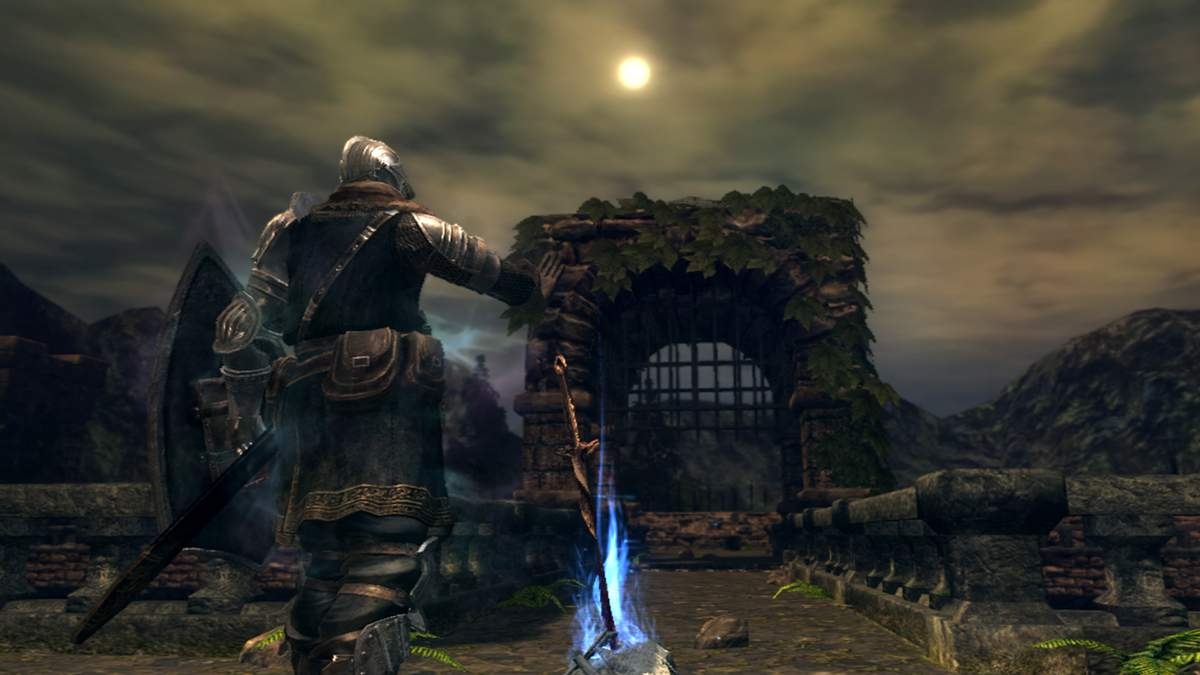 Ентузіаст провів оригінальний експеримент у відеогрі Dark Souls