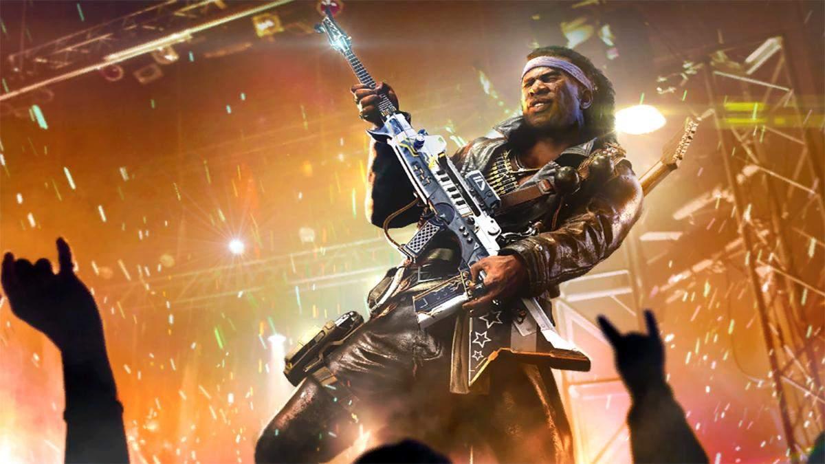 В Call of Duty: Warzone появился оригинальный музыкальный скин на FFAR