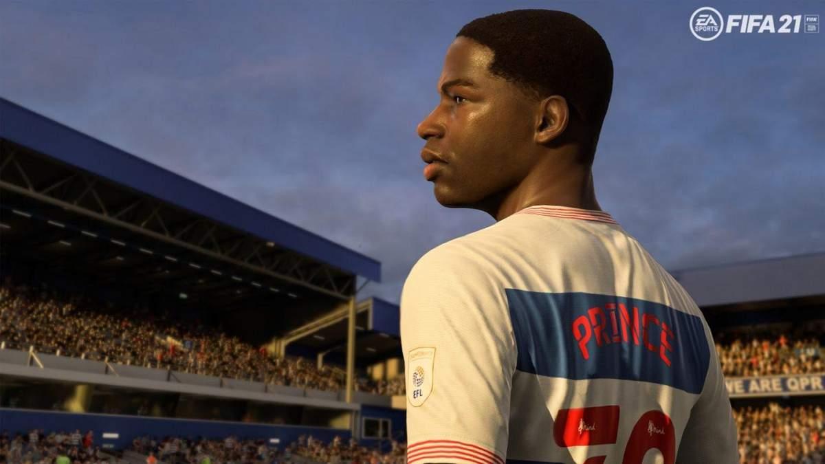 У FIFA 21 додали віртуальну версію гравця, який трагічно загинув 15 років тому