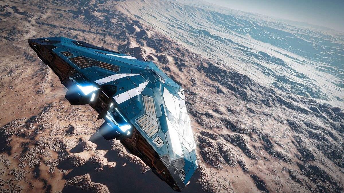 Ужасный старт дополнения Odyssey для игры Elite Dangerous