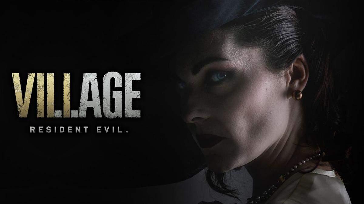 Модель, подарившая внешность Леди Димитреску с Resident Evil, пленила сеть фотографиями в образе