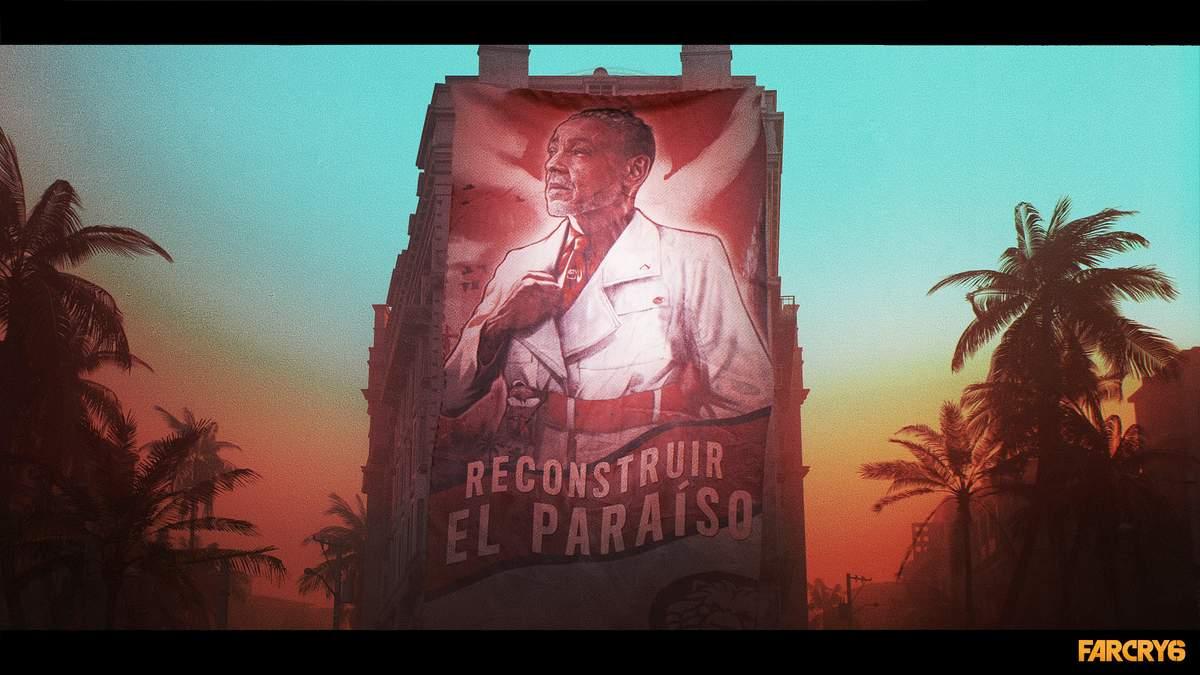 Ubisoft спробує уникнути політичних заяв про Кубу у Far Cry 6