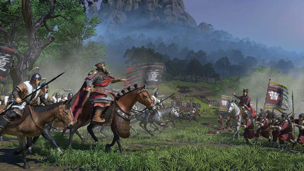 Геймери розгромили сторінку гри Total War: Three Kingdoms у Steam