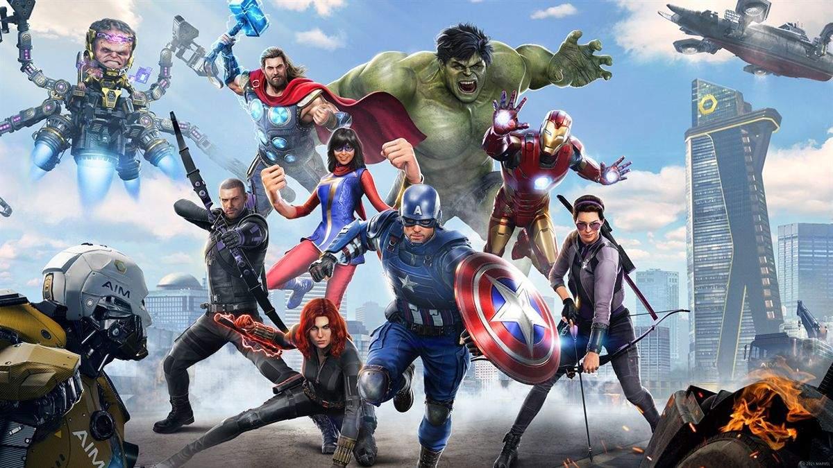 Чутки про ігри від 2K Games: стратегія з героями Marvel у стилі XCOM