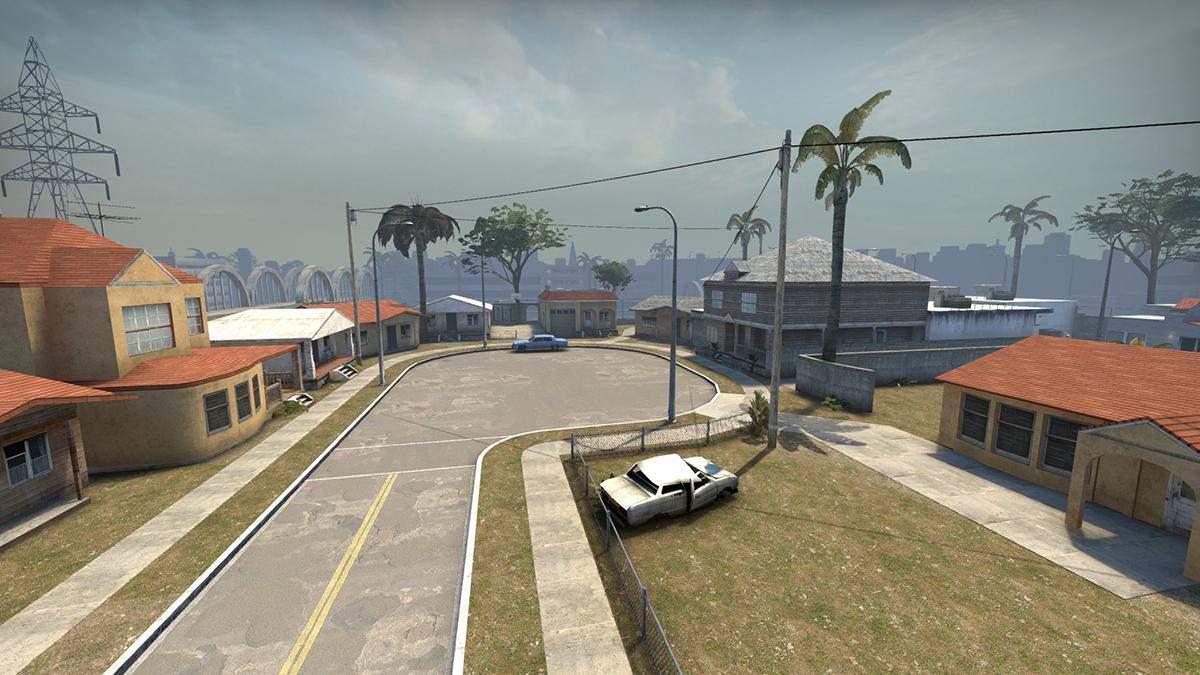 Энтузиаст воссоздал в CS:GO культовую локацию с GTA: San Andreas