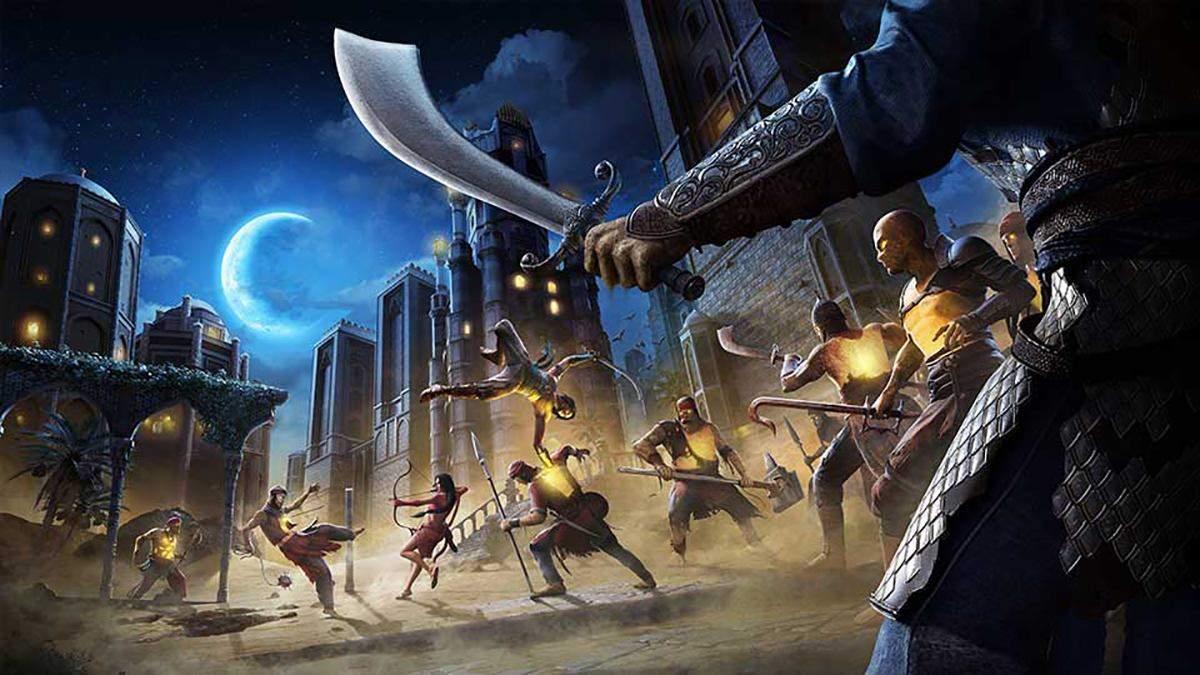 Ремейк Prince of Persia: The Sands of Time не выйдет в этом году