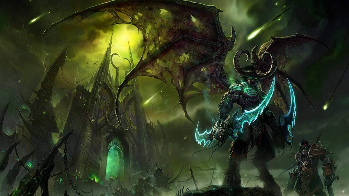Игрок в World of Warcraft прокачал 60 персонажей до 60 уровня