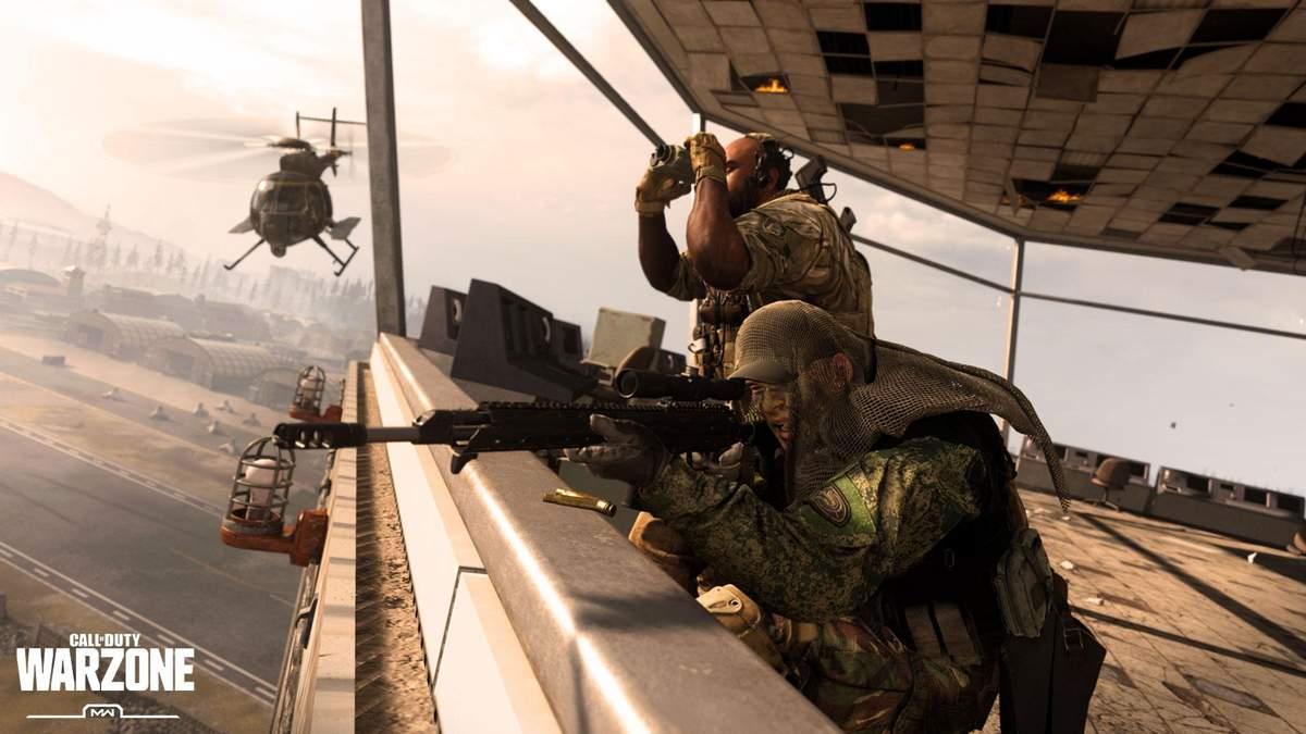 Як потрапляти у легкі лобі в Call of Duty: Warzone