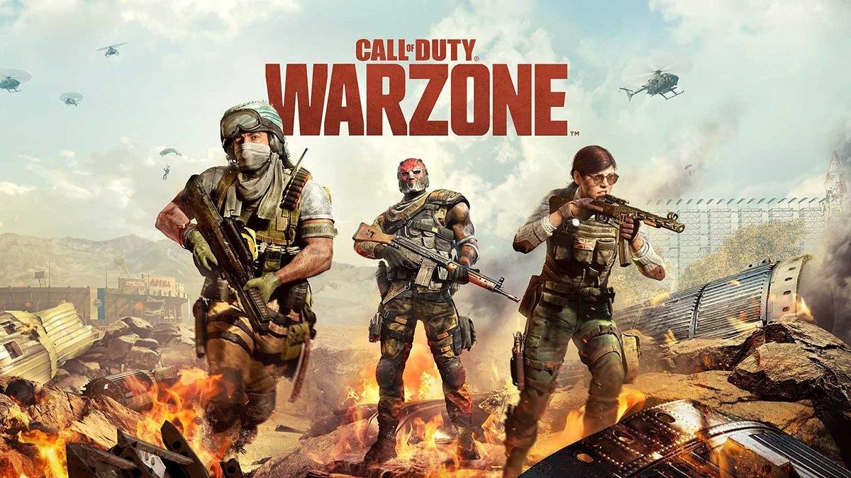 В Call of Duty: Warzone в ближайшее время стартует четвертый сезон