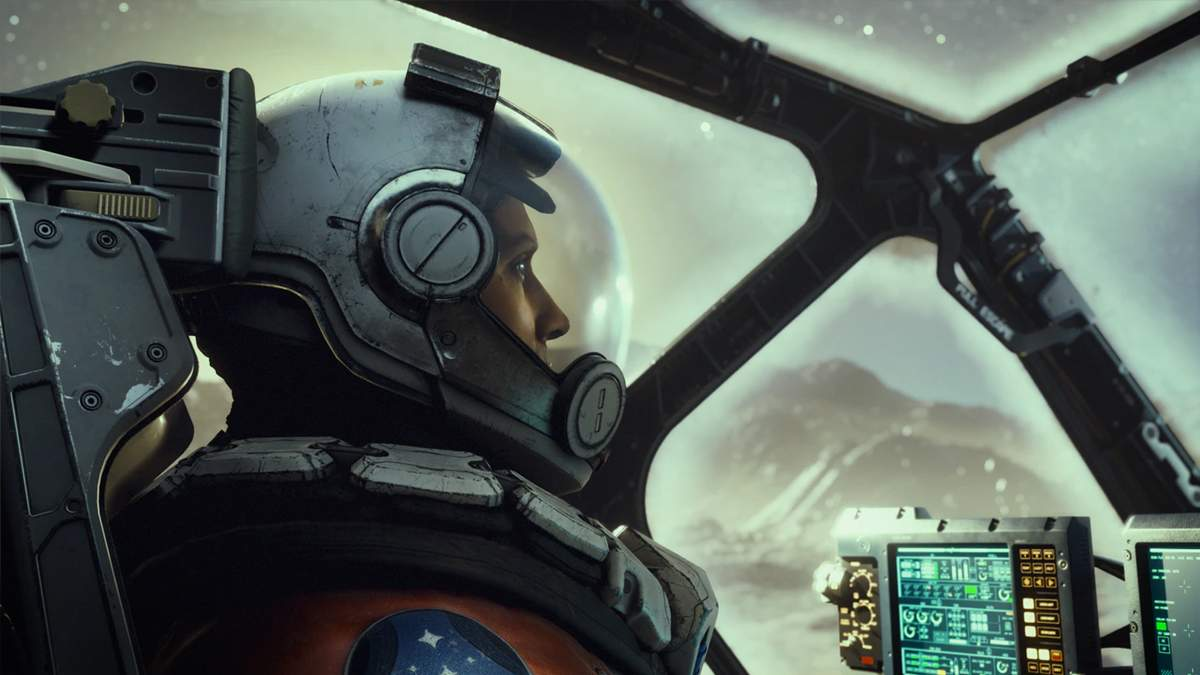 """""""Cкайрім в космосі"""": розробники розповіли подробиці про Starfield"""