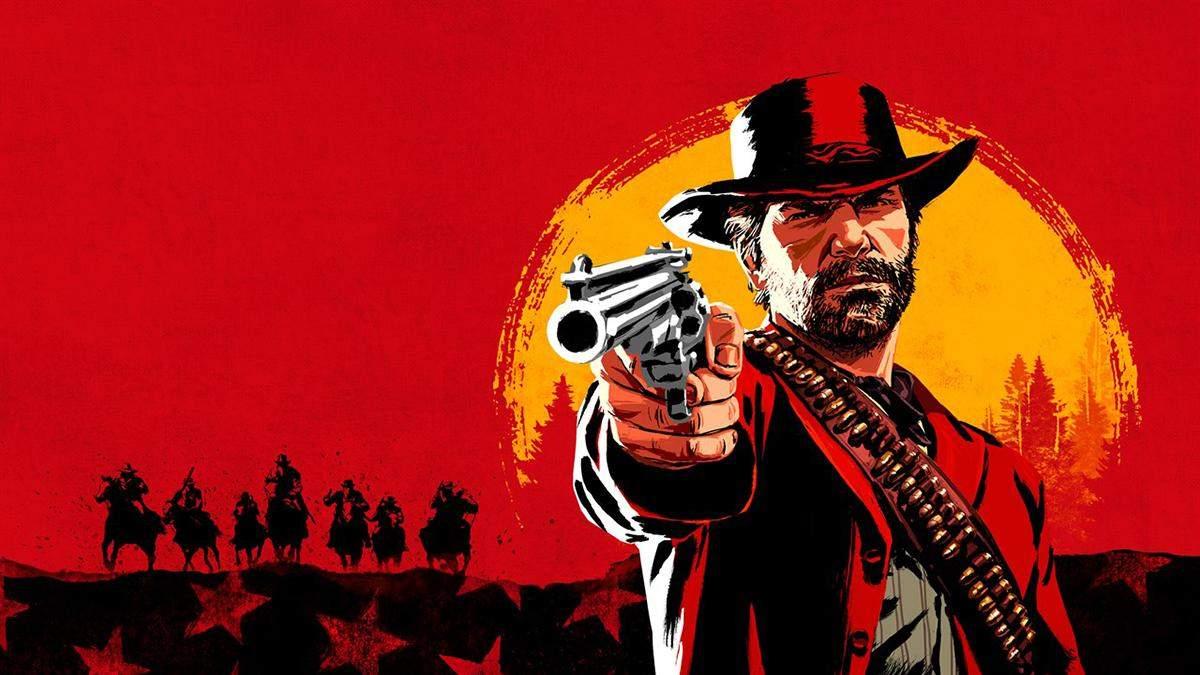 Игрок в Red Dead Redemption 2 поделился курьезным видео