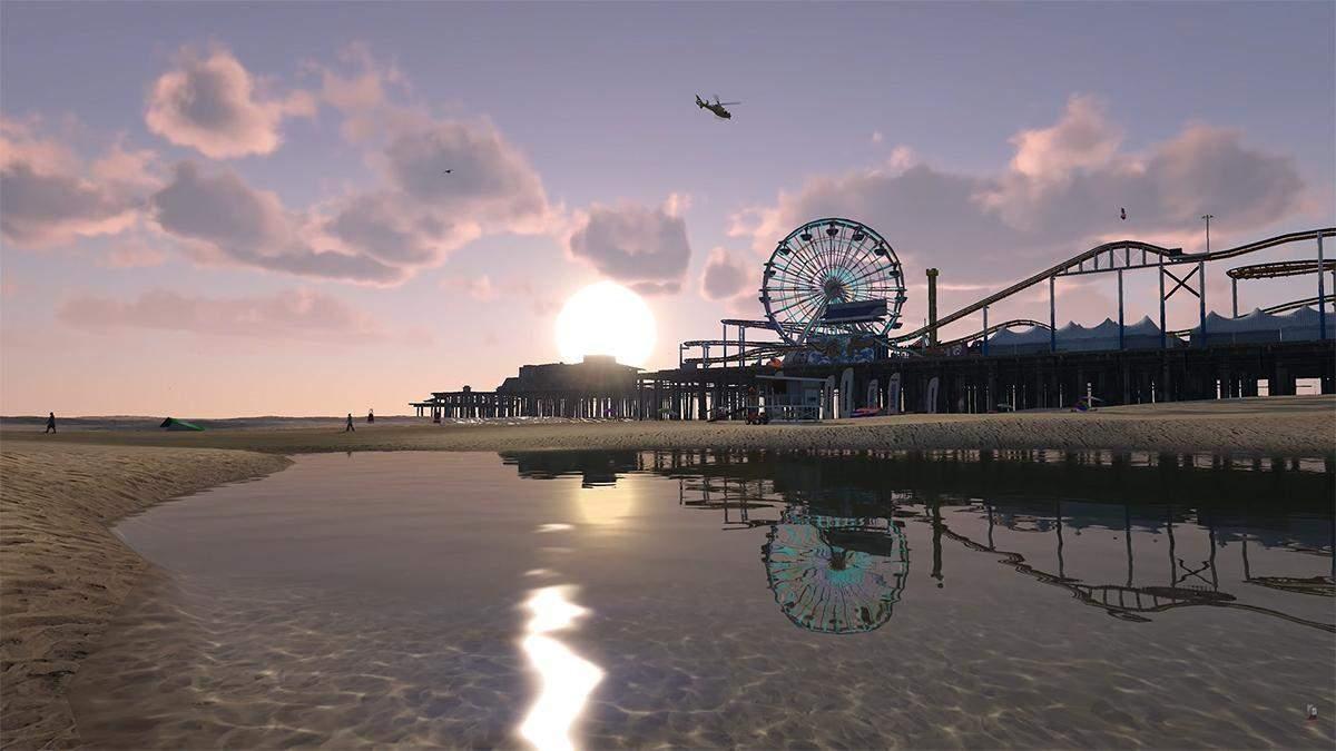 Энтузиаст попытался вывести на новый уровень графику в GTA 5