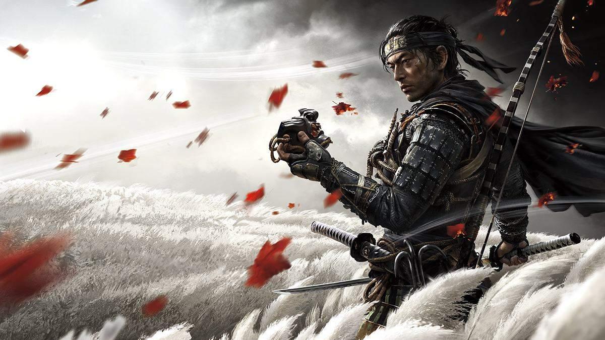 Геймеры предполагают, что игра Ghost of Tsushima может выйти на PC