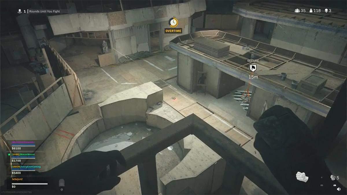 Игрок в Call of Duty: Warzone одним камнем убил двух оппонентов