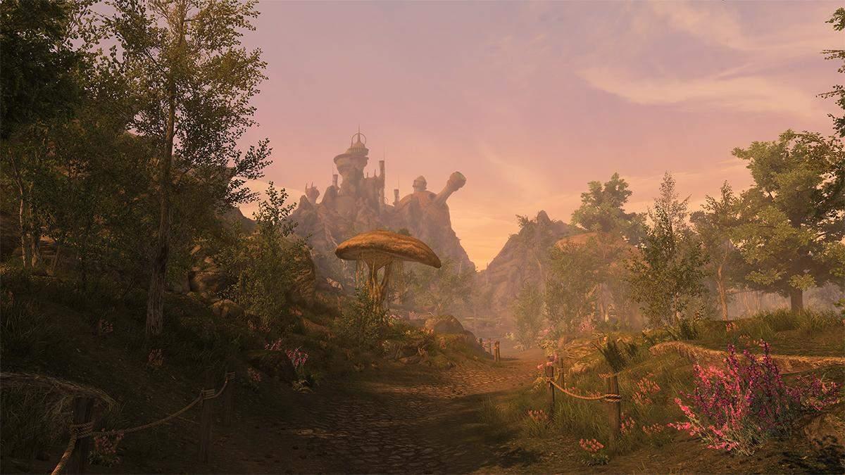 Команда ентузіастів відтворює Morrowind на ігровому рушії Skyrim