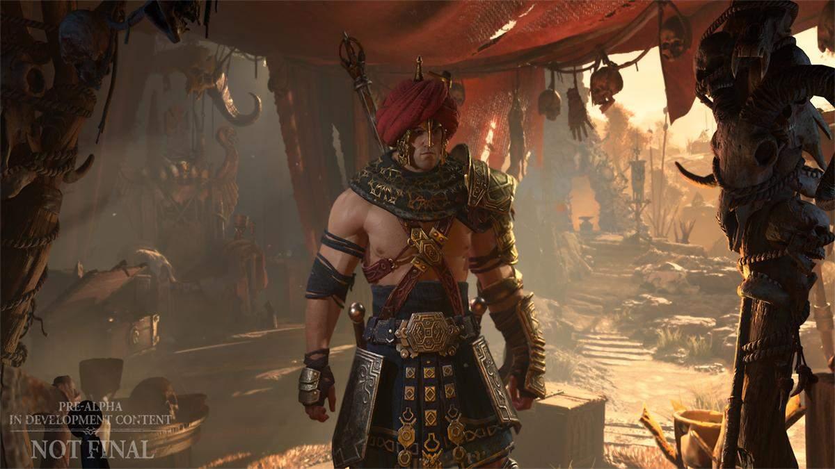 В Diablo 4 добавят возможность настроить внешность персонажей