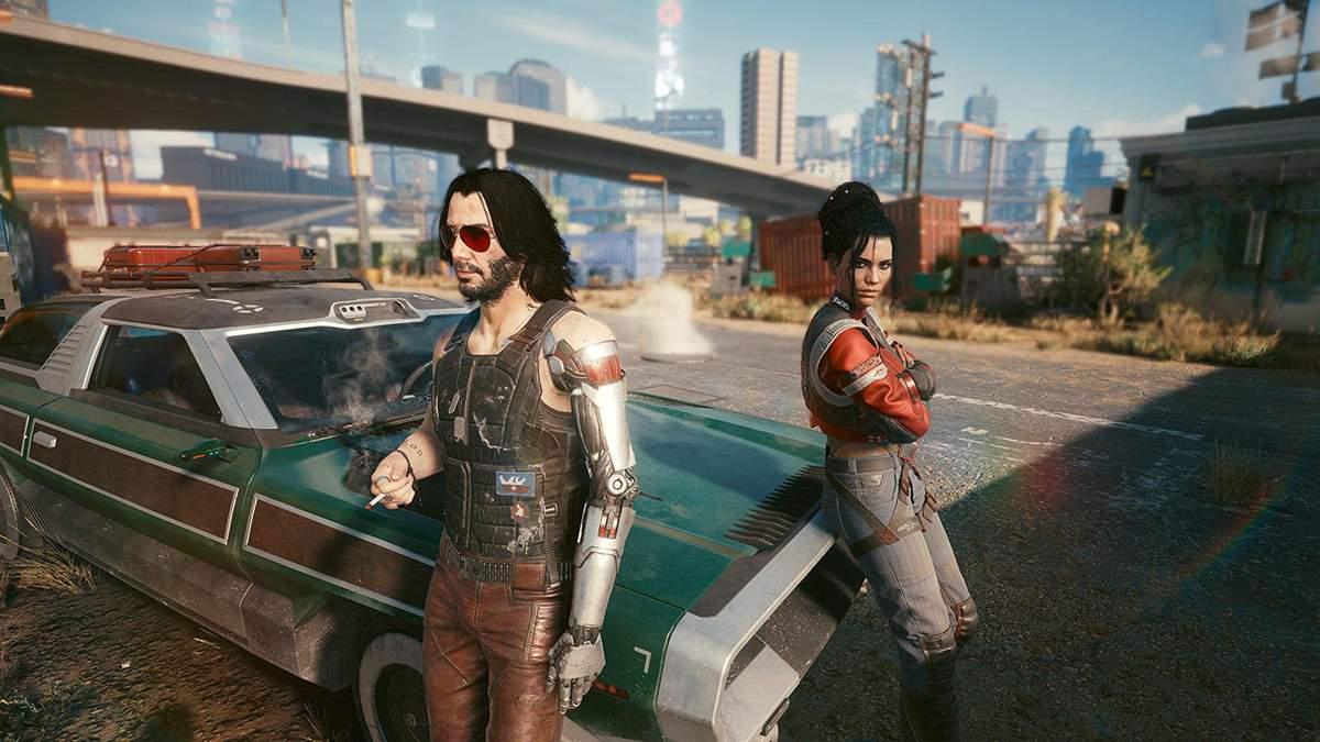 Блогер установил более 100 модов для Cyberpunk 2077