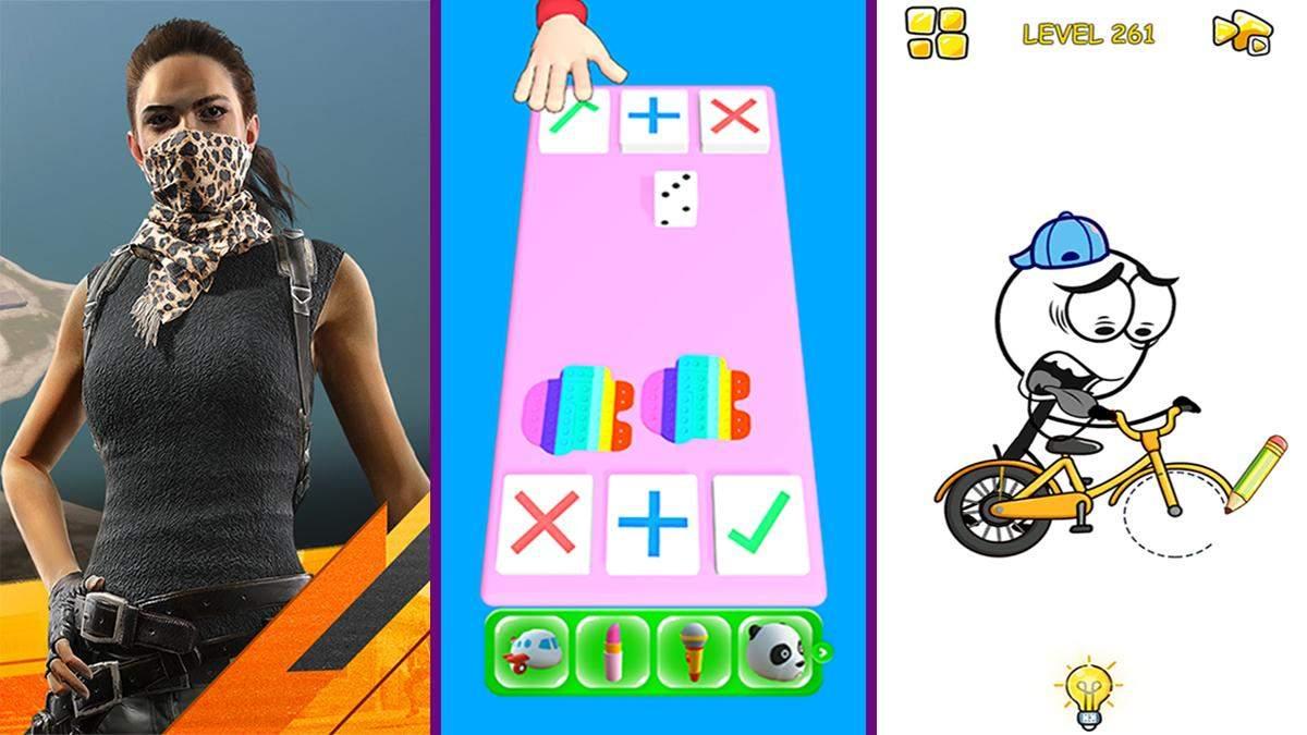 Найпопулярніші мобільні ігри: симулятор бартеру та кумедна головоломка