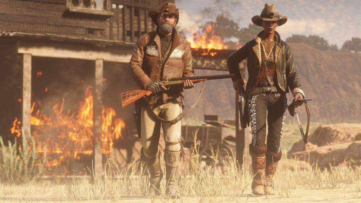 Геймер провів цікавий експеримент у грі Red Dead Online