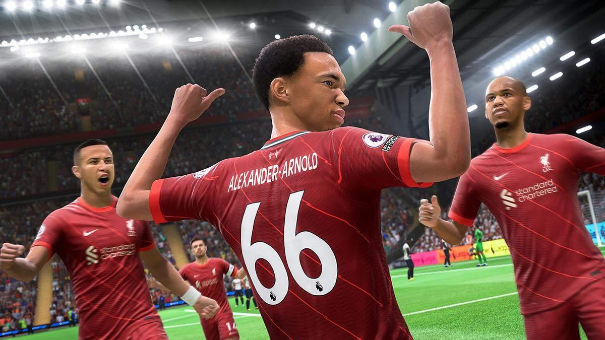 Геймери вже розкритикували версію гри FIFA 22 для PC