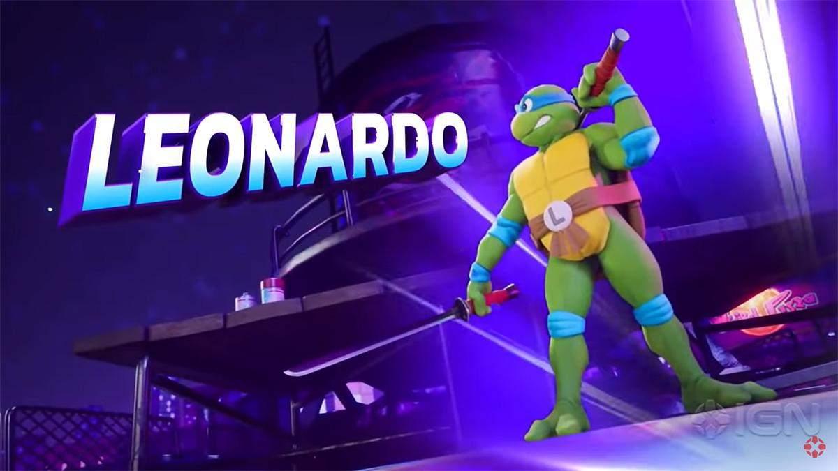 Анонсовано файтинг з героями мультсеріалів Nickelodeon