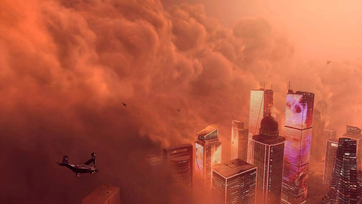 Перші відгуки про природні катаклізми у Battlefield 2042