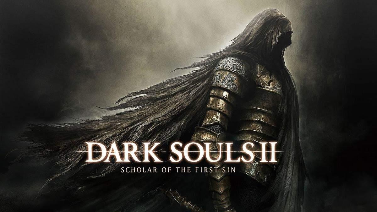 Геймер пройшов Dark Souls 2 без діалогів та прокачки