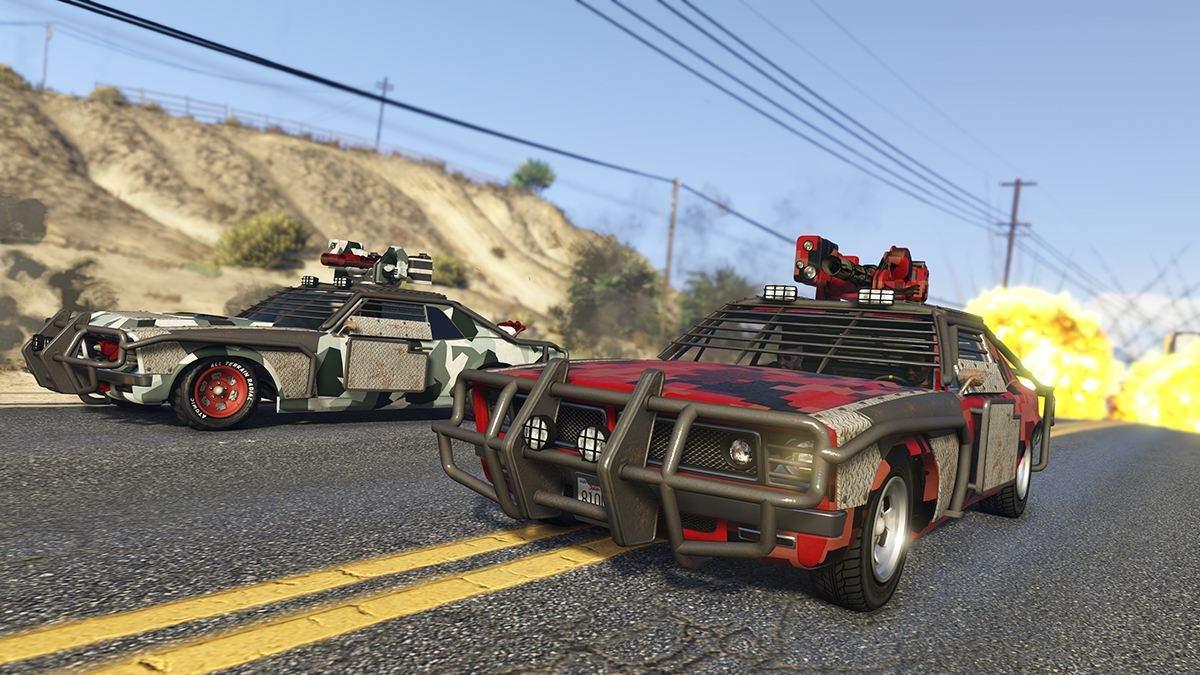 В сети появились интересные слухи о разработке GTA 6