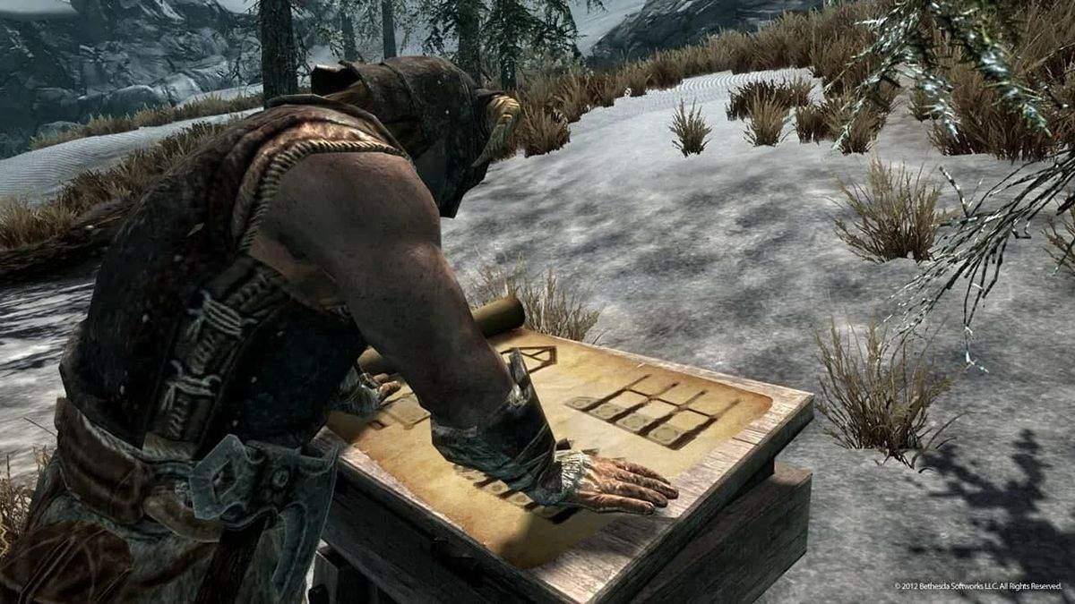 Геймер показал, как можно легко прокачать навык взлома в Skyrim