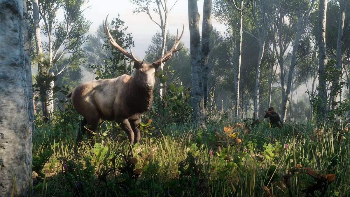 Дослідження виявило, що фанати Red Dead Redemption 2 краще за інших розуміються на дикій природі - Ігри - games