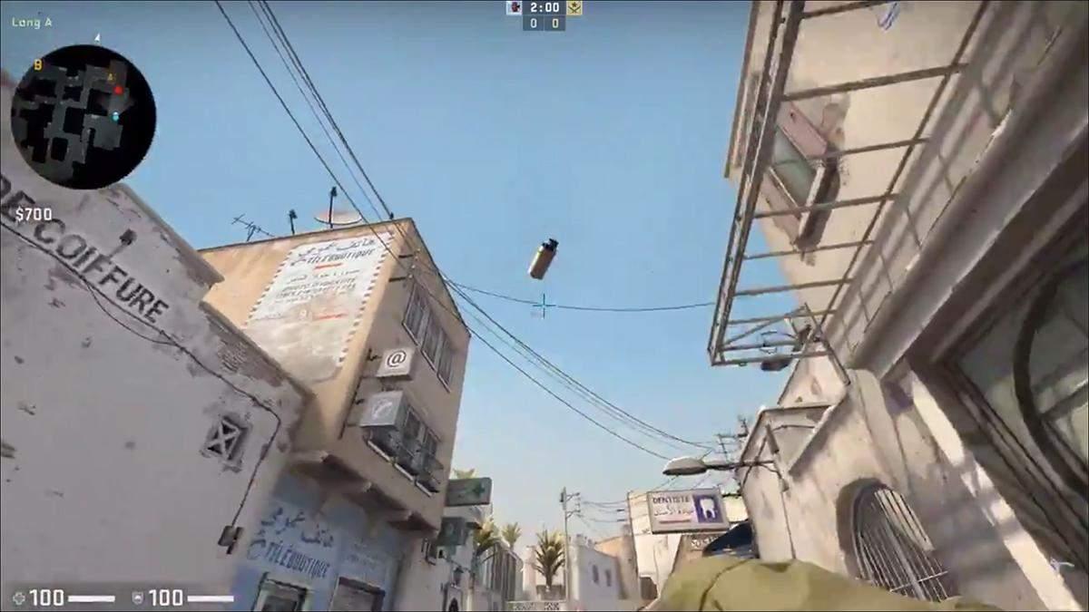 Відомий моддер оновив ефект від димових гранат в CS:GO