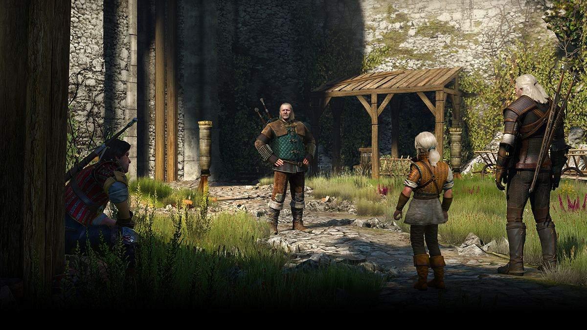 Лишь в польской версии The Witcher 3 можно услышать одну важную фразу