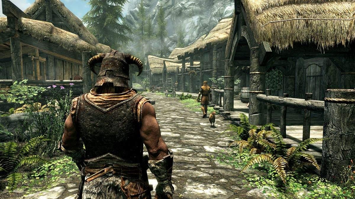 """Самые популярные геймерские мемы за последнюю неделю: """"новый"""" Skyrim и эволюция видеоигр - Игры - Games"""